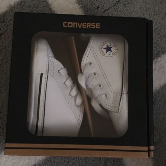 56aec1bbffd531 Converse Other - Converse baby shoes